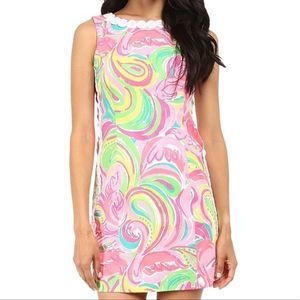 Lilly Pulitzer All Nighter Mila Shift Dress 2